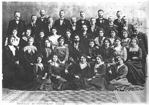Bag 0556 07 - 1897 Barkly St Methodist Choir
