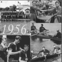 Rowing Olympics 1956