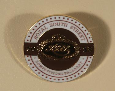 2018 Badge